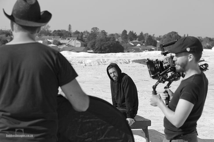 "The making of Dan Patlansky's music video ""Fetch Your Spade"", Johannesburg 2015."