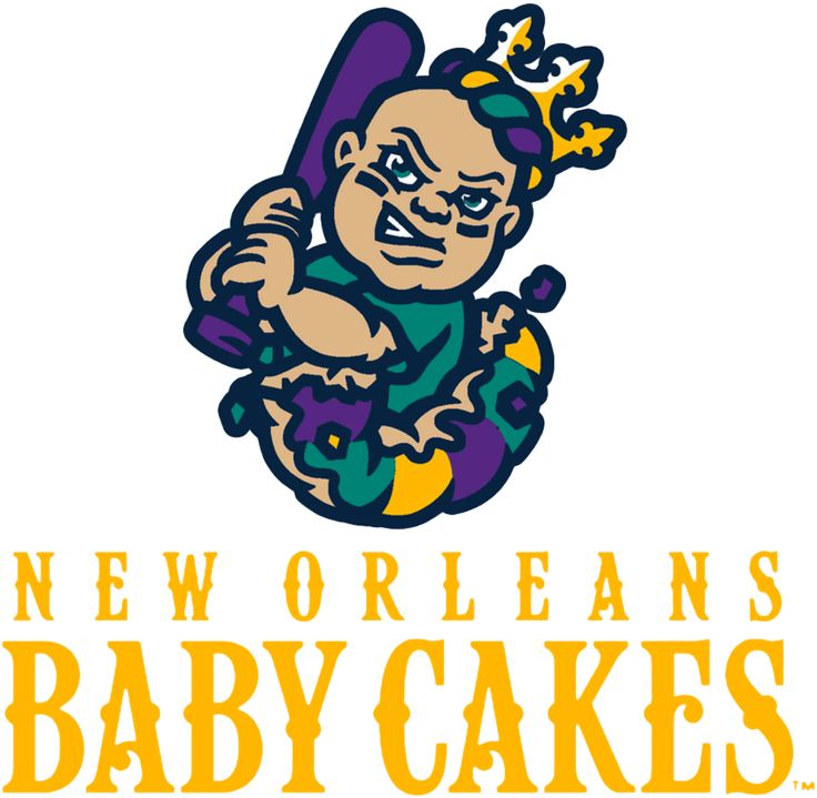 New Orleans Baby Cakes Uniforms