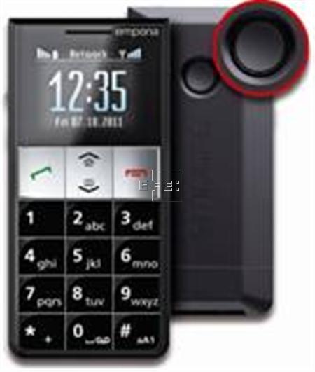 TELEFONÍA MAYORES  Vodafone lanza un móvil para mayores con un servicio de asistencia  Madrid, 25 jun (EFE).- La compañía Vodafone ha anunciado que lanzará en España el emporia RL2, un teléfono de pequeñas dimensiones diseñado para las personas mayores que incluirá un servicio gratuito de teleasistencia.