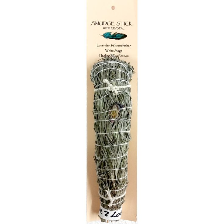 Our lavender and white sage smudge sticks are great for healing and purification. They're proudly made in Australia from Australian Plants. We ship all our smudge sticks from our Queensland warehouse and use Australia Post for speedy deliveries.  Only $21.00