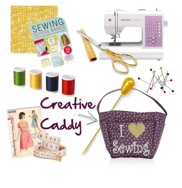 Thirty One Creative Caddy by sandiegomunky on Polyvore featuring interior, interiors, interior design, home, home decor and interior decorating