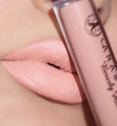 Milkshake - ABH  Anastasia Beverly Hills lip color in milkshake ♡