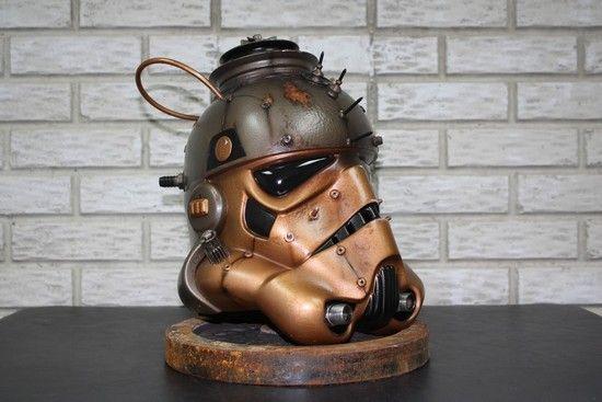 Steampunk Stormtrooper #2