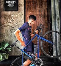 concept_speed on.concept_speedเข้ากั๊นน .. เข้ากัน .. !!! ⚜️Stinner x Black Sheep Cycling ⚜️ #stinnerframeworks #BlackSheepCycling 🚴🏻🚴🏻🚴🏻 We devoted to speed, quality and having a good time on the bike. ---------- LINE : @conceptspeed Call : 085-890-7234 www.conceptspeed.cc #ConceptSpeed