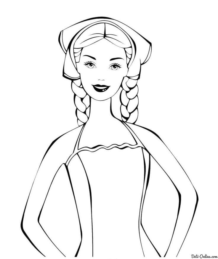 Раскраска Медсестра-Барби | Раскраски, Барби, Принцессы диснея