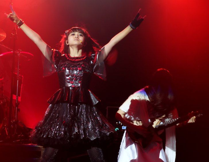 BABYMETAL Live in London O2 Arena I - Album on Imgur