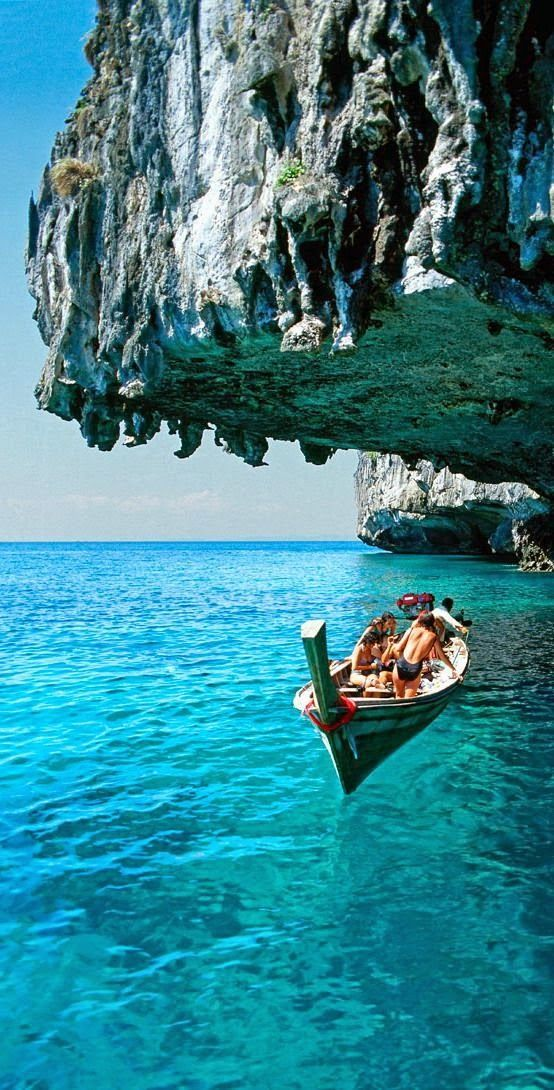 Koh Phi Phi Don, Thailand, Fascinating Travel Destination, travelling ideas, travel destination, summer, luxury living, well living, travel destinations. For More News: http://www.bocadolobo.com/en/news-and-events/