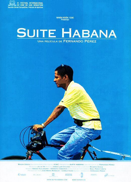 Suite Habana (2003) Fernando Pérez