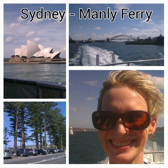 #365Gratefuls #Spoonie Day 77: So happy (can u tell?!) 2 be in Sydney & ready to meet some gr8 ppl & learn lots at the SuperFastBusiness Live event over the next 2 days #SFBLIVE #LoveSydney #BeautifulManly