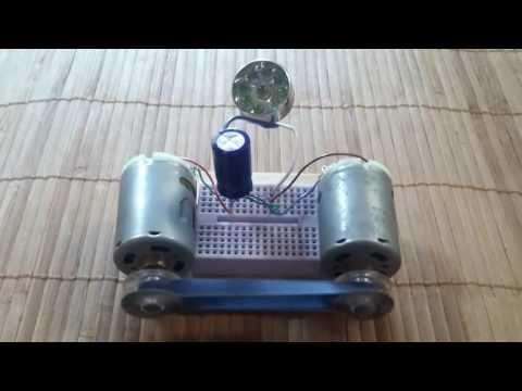 Chasing the Motor Generator Illusion