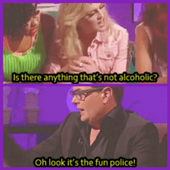 The Alan Carr show <3 haha and remember how she wouldn't drink Rootbeer because she thought there was beer in it? I LOVE HER!