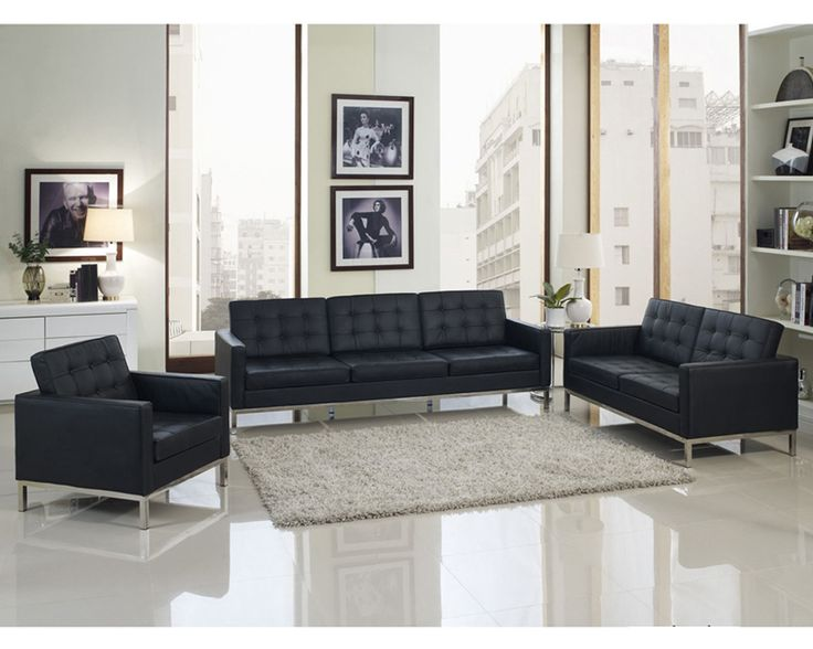 Its look remains popular today as its style perfectly complements today's modern homes. https://www.barcelona-designs.com/products/loft-sofa-in-leather?utm_content=buffer54980&utm_medium=social&utm_source=pinterest.com&utm_campaign=buffer #sofanaimal #homedecor #interiordesign #midcentury #midcenturyfurniture #leathersofas #newyotkfurniture #furniturestore