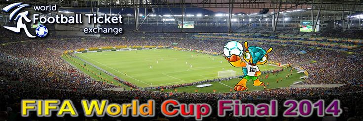 #Football #WorldCup 2014 is coming soon. #Soccer fans book your Tickets from World Football Ticket Exchange. Visit http://www.worldfootballticketexchange.com/brazil-world-cup-2014-tickets/