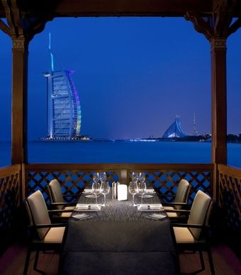 Restaurants With The Best Views This Over Water Restaurant Specializes Unsurprisingly In