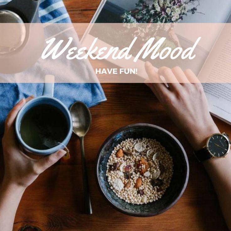 Να έχετε ένα υπέροχο Σαββατοκύριακο! Καλή σας μέρα! #Gand #EpiplaGand #weekend