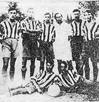 Povijest • HNK Hajduk Split,momčad 1911