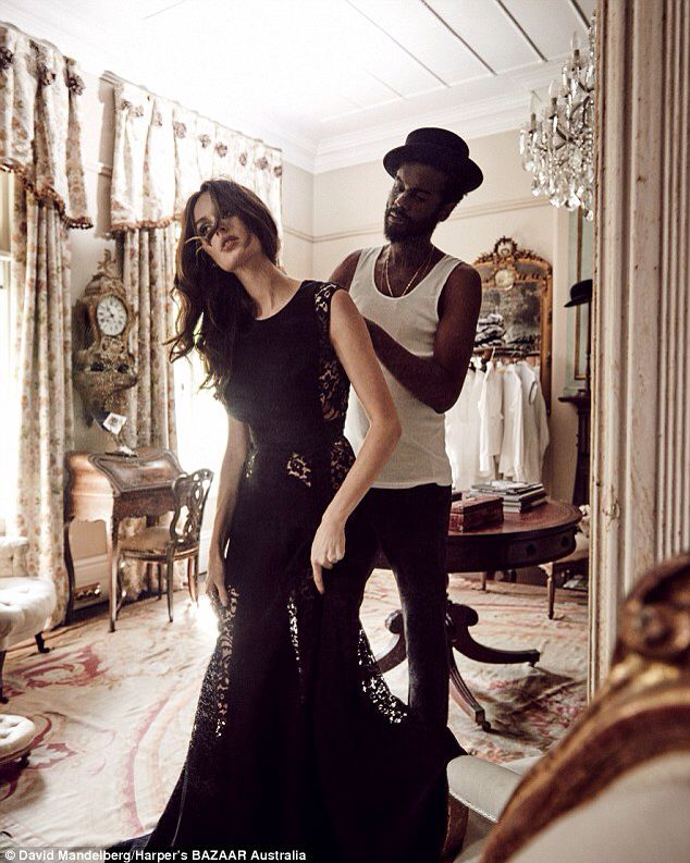 11 best texas proud images on pinterest america 2 architecture nicole trunfio and her fiance gary clark jr are photographed for the first time as gary clark jrelie saab sciox Choice Image