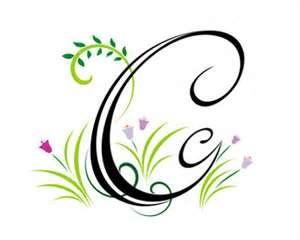 17 Best ideas about Letter C Tattoo on Pinterest | Fancy letters ...
