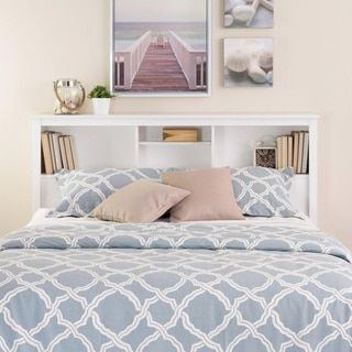 Coaster Fabric Upholstered Bonnet-shaped Headboard | Overstock.com Shopping - The Best Deals on Headboards