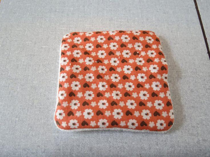 tuto-Lingette lavable