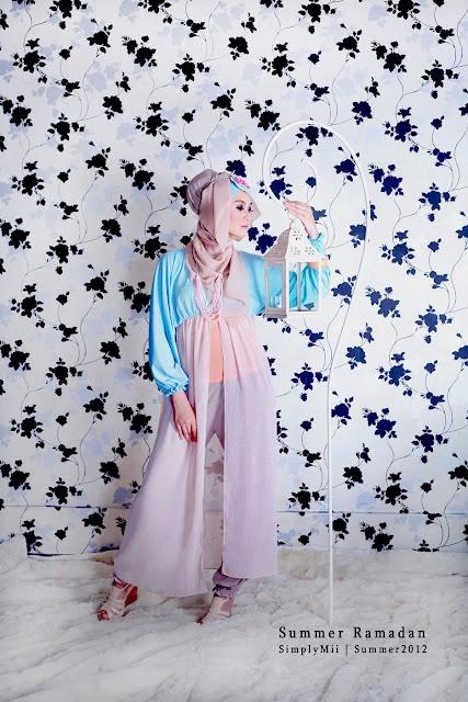 #SimplyMii  |  Summer Ramadan Collection 2012