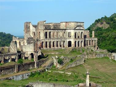 Palace of Sans Souci, Milot Haiti