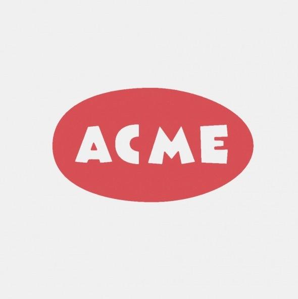 acme looney tunes fictional corporate logos