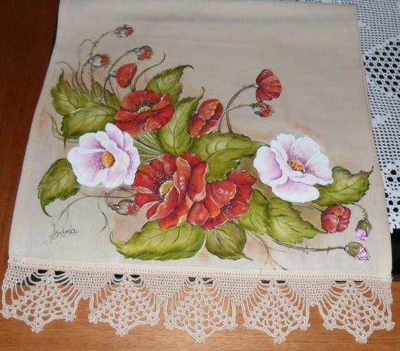 pintura em tecido pinterest - Buscar con Google