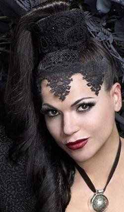 Theatre: Evil Queen. Image from Once Upon a time on ABC