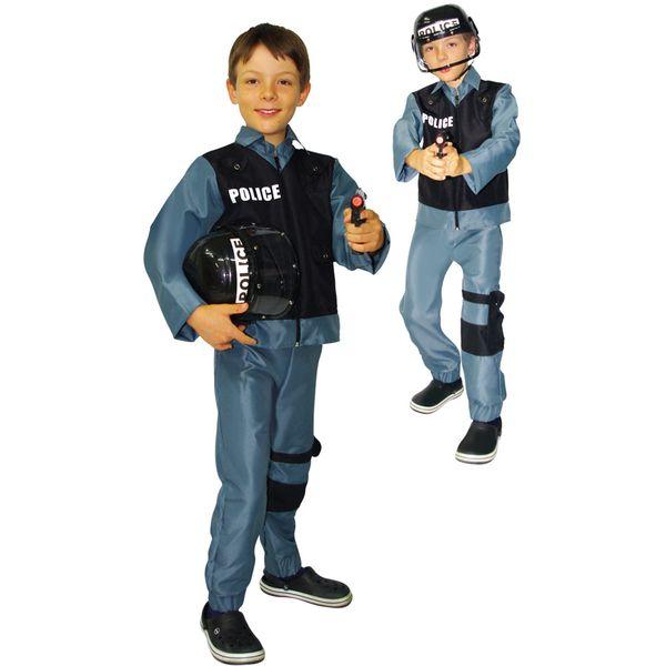 Déguisement Policier chez GodSaveTheKids