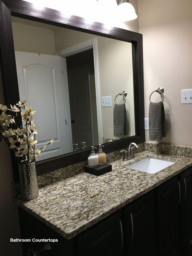 New Bathroom Countertop Ideas Bathroomcountertop Granite