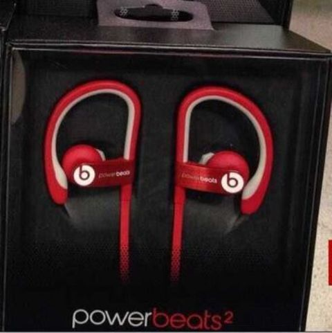 http://www.bonanza.com/listings/Beats-by-Dr-Dre-wireless-Powerbeats2-Bluetooth-IN-EAR-red-Headphones/368444589
