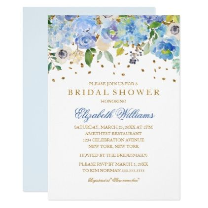 The 25+ best Blue bridal showers ideas on Pinterest Tiffany blue - free templates for bridal shower invitations