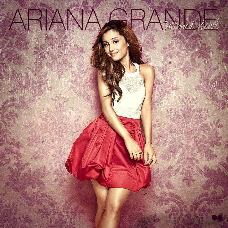 Ariana grande tattooed heart cd covers pinterest for Tattooed heart ariana grande