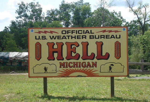 The 34 Weirdest Town Names in America