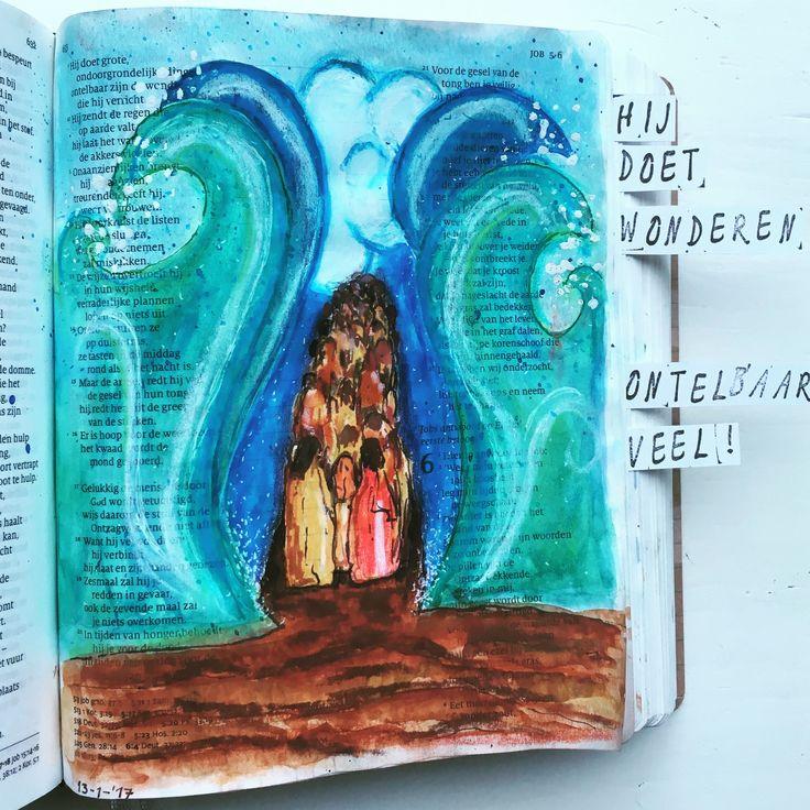 #biblejournaling #schrijfbijbel