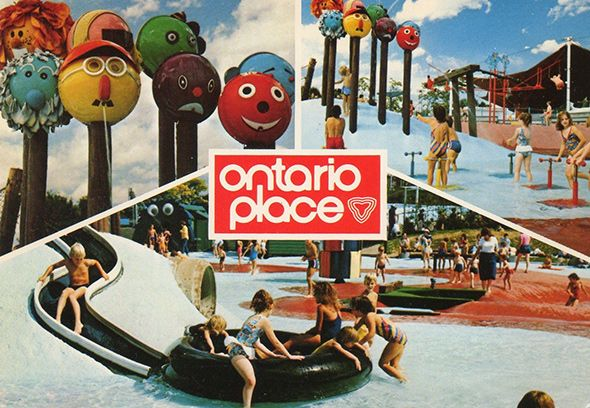 That time when Ontario Place was first rate amusement