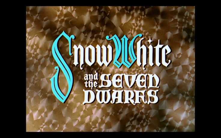 """When the movie was released, it was generally accepted that the correct plural form of """"dwarf"""" was """"dwarfs"""". J.R.R. Tolkien's """"The Hobbit"""" (published a year earlier) and later """"Lord of the Rings"""" gradually popularized the uncommon variant """"dwarves"""", so that the dwarfs in this movie are today often erroneously referred to as """"dwarves"""" and the title even given as """"Snow White and the Seven Dwarves""""."""