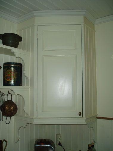 Bilder på kök som Snickeri Tallkotten i Bollnäs skapat.
