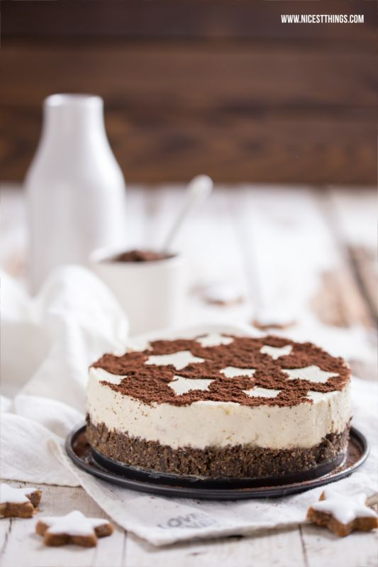 Cinnamon Cheesecake