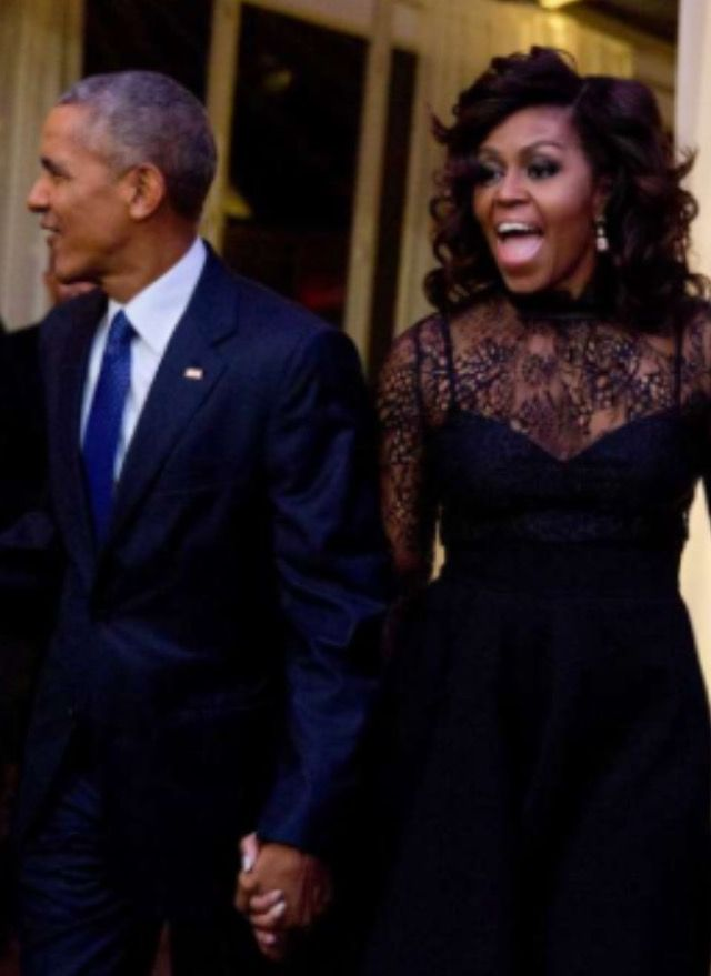 "The tradition ended Friday October 21, 2016 as #President Of The United States  #BarackObama & #FirstLady Of The United States  #MichelleObama kicked off the #FINAL #MUSICAL NIGHT, BET's ""Love and Happiness"" event in a tent on the South Lawn President Barack Obama said he's sad that one of his and the First Lady's favorite traditions, musical night at the White House, ended Friday October 21, 2016
