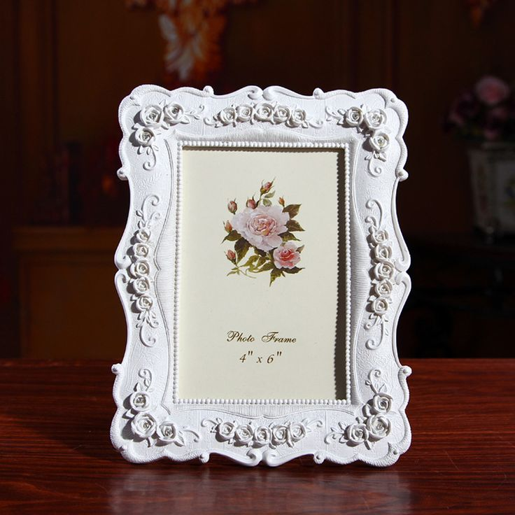 """Find More Frame Information about NEW European Simple Photo Frame 4""""x6""""Handmade Single Table Top European Photo Frame Wedding Home Decor Pictures Frames,High Quality frame,China frames reading Suppliers, Cheap frames themes from GUANGZHOU CRECASE FLAGSHIP STORE on Aliexpress.com"""