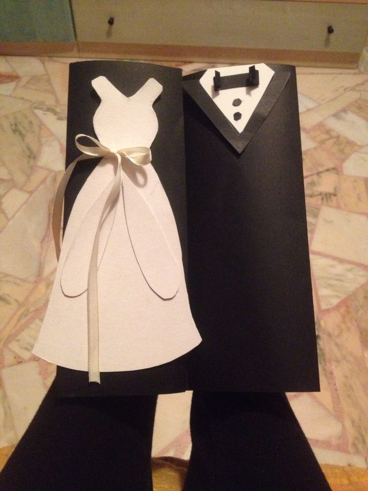 My personal wish card for my brother and sister in law's wedding. Love it!