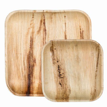Biodegradable, compostable dinnerware, $129 for 100 dinner plus 100 salad plates