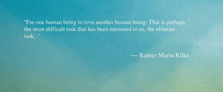 69 Best Rainer Maria Rilke Images On Pinterest