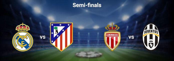 ⚽ Pachet Turistic   Semifinalele Champions League 2017