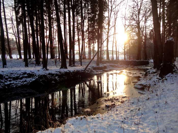 Spreepark Neusalza-Spremberg, Upper Lusatia East Germany 28.12.2014