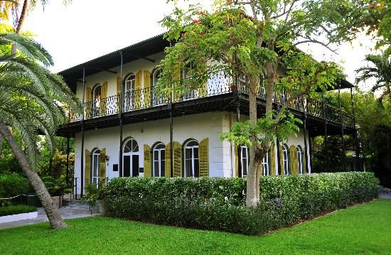 Ernest Hemingway Florida Keys | di Ernest Hemingway - Key West - Recensioni su Casa e museo di Ernest ...