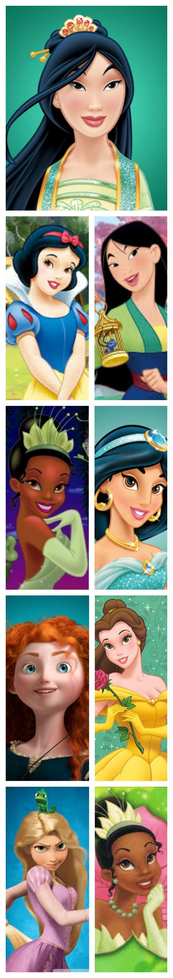 What Do Your Favorite #Disney Princesses Reveal About You? Take the quiz and find out.