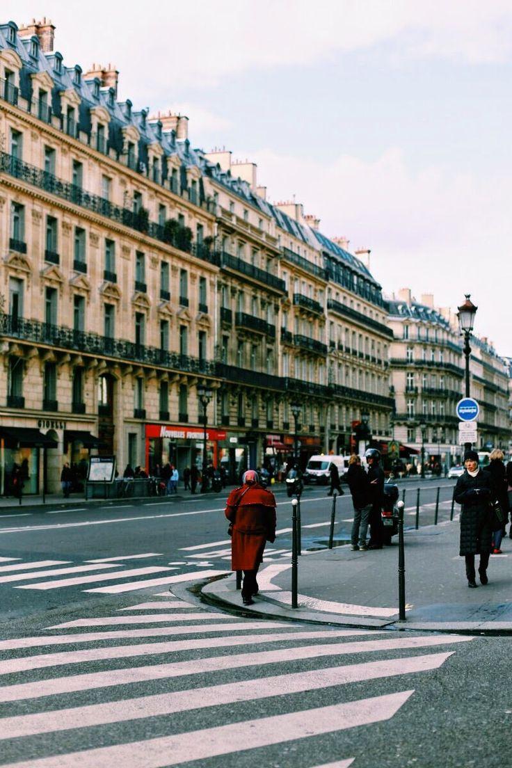 DYLANA / SUAREZ: Paris Day One // Photo Diary